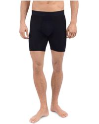 Tommy John Second Skin Boxer Brief - Black