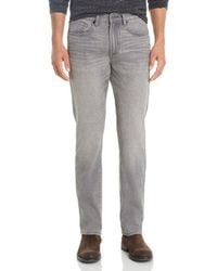 Blank NYC Wooster Slim Fit Jeans In Lazy Sid - Gray