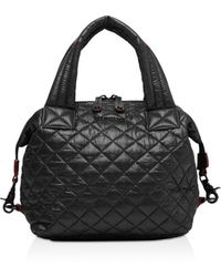 MZ Wallace - Oxford Sutton Small Satchel - Lyst