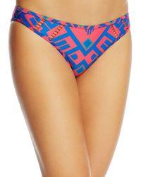 Red Carter - Classic Hipster Bikini Bottom - Lyst