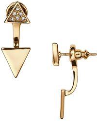 Rebecca Minkoff - Triangle Ear Jackets - Lyst