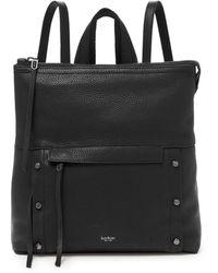 Botkier Noho Leather Backpack - Black