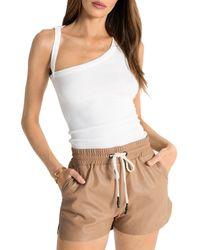 n:PHILANTHROPY Maura Shorts - Natural