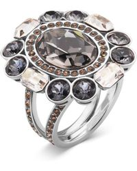 Atelier Swarovski - By Tabitha Simmons Cocktail Ring - Lyst
