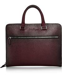 Ferragamo - Revival 3.0 Briefcase - Lyst
