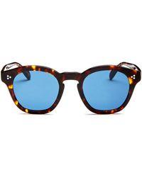 Oliver Peoples - Women's Bourdreau L.a. Square Sunglasses - Lyst