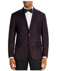 Robert Graham - Floral Jacquard Classic Fit Dinner Jacket - Lyst