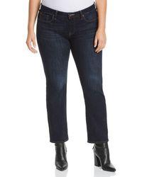 Lucky Brand - Lolita Straight-leg Jeans In Lyndhurst-p - Lyst