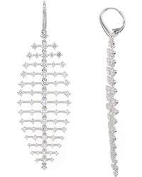 Nadri - Drop Earrings - Lyst