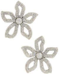BaubleBar - Primina Flower Drop Earrings - Lyst
