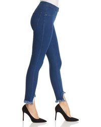 Hue - Shipwrecked Denim Leggings - Lyst