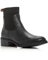Gentle Souls by Kenneth Cole Best Chelsea Booties - Black