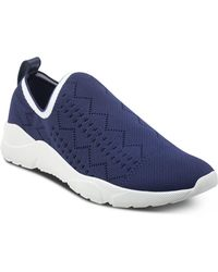 Marc Fisher - Women's Karri Knit Slip-on Sneakers - Lyst