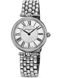 Frederique Constant Art Deco Watch - Metallic
