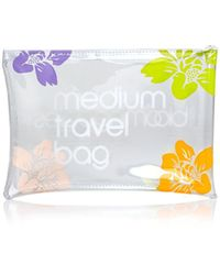 Bloomingdale's Medium Travel Bag Cosmetics Case - Multicolour