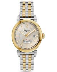 Ferragamo - Feroni Bracelet Watch - Lyst