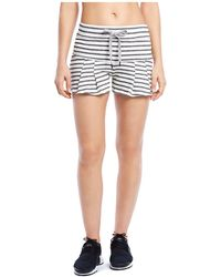 2xist - Riviera Pleated Shorts - Lyst