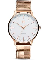 MVMT Orion Stainless Steel Watch  - Multicolour