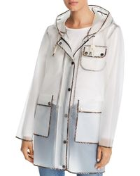 Pendleton Manzanita Hooded Rain Jacket - Multicolour