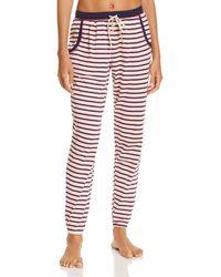 Jane & Bleecker New York - Printed Knit Jogger Pants - Lyst