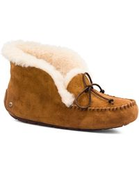 UGG - Alena Suede Slippers - Lyst