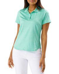 Tommy Bahama Delray Island Zone Polo Shirt - Green