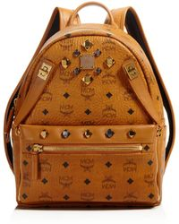MCM   Small Dual Stark Backpack   Lyst