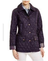 Barbour - Summer Beadnell Quilted Jacket - Lyst