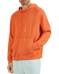 ATM French Terry Hoodie - Orange