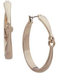 Ralph Lauren - Lauren Hoop Earrings - Lyst