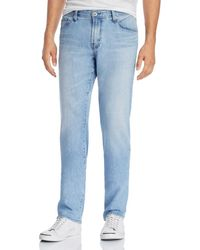 AG Jeans - Graduate Tapered Fit Jeans In Truss - Lyst