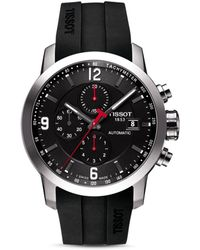 Tissot Prc 200 Automatic Chronograph - Metallic