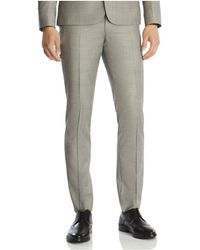 The Kooples | Nano Houndstooth Slim Fit Trousers | Lyst