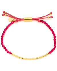 Gorjana - Power Jade Bar Bracelet - Lyst