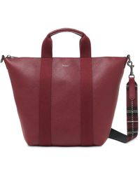 Botkier Sutton Place Medium Leather Tote - Red