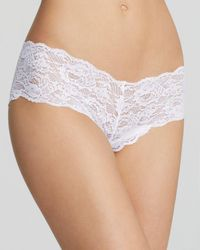 Cosabella - Never Say Never Naughty Low - Rise Hotpant - Lyst
