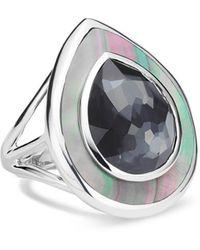 Ippolita - Sterling Silver Ondine Hematite - Lyst