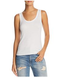 Project Social T - Bare With Me Ribbed Tank - Lyst