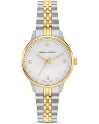 Larsson & Jennings - Jubilee Bracelet Strap Watch - Lyst