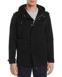 Sandro Explorer Coat - Black