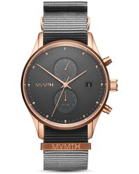 MVMT - Voyager Series Watch - Lyst