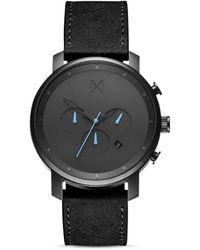 MVMT Chrono Watch - Black