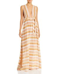 Ramy Brook Roma Maxi Dress Swim Cover - Up - Multicolour
