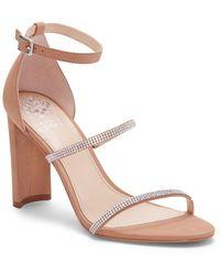 Vince Camuto Women's Fairah Strappy High Heel Sandals - Multicolour
