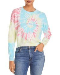 Blank NYC Tie Dyed Sweatshirt - Multicolour