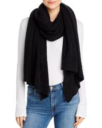 Aqua Super - Cozy Wrap - Black