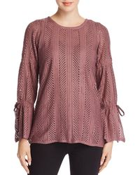 NIC+ZOE - Picture Perfect Jumper - Lyst