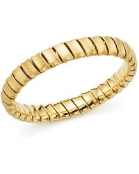 Bloomingdale's - Coiled Slip - On Bracelet In 14k Yellow Gold - Lyst