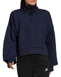 adidas Aeroready Sweatshirt - Blue
