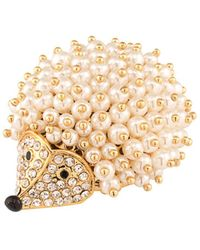 Carolee - Porcupine Pin - Lyst